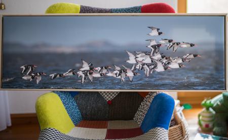 Ein weiteres Motiv im Panoramaformat, ca. 120 x 40 cm